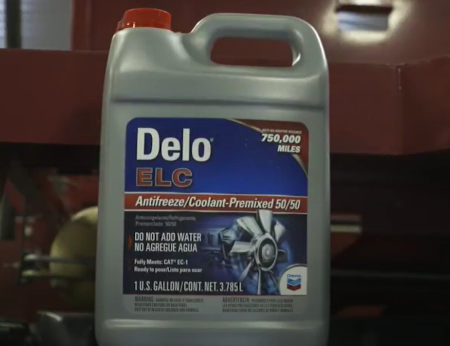 delo antifreeze